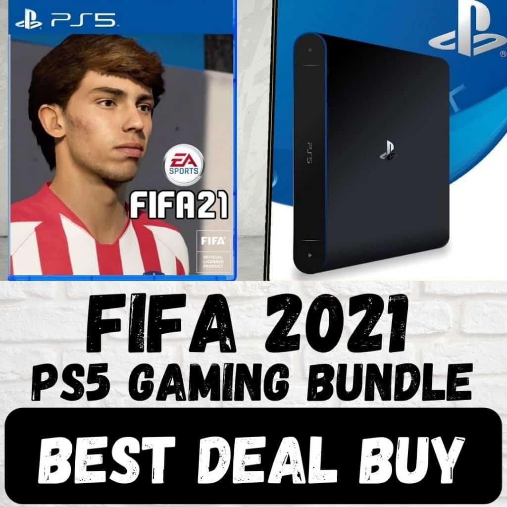 PS5 FIFA 2021 Bundle