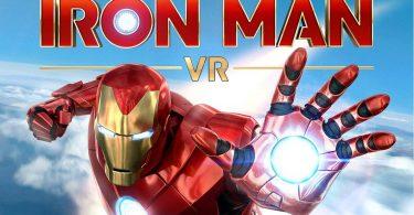 PS5 Iron Man VR