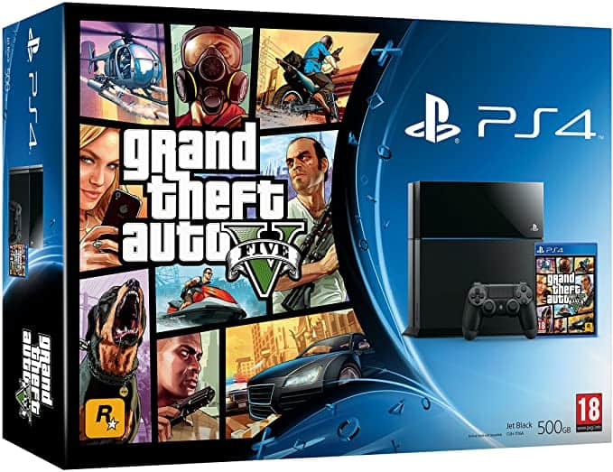 PS5 GTA Bundle Playstation 5 bundle deal