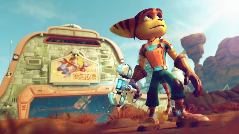 Ratchet and Clank PS5 Bundle