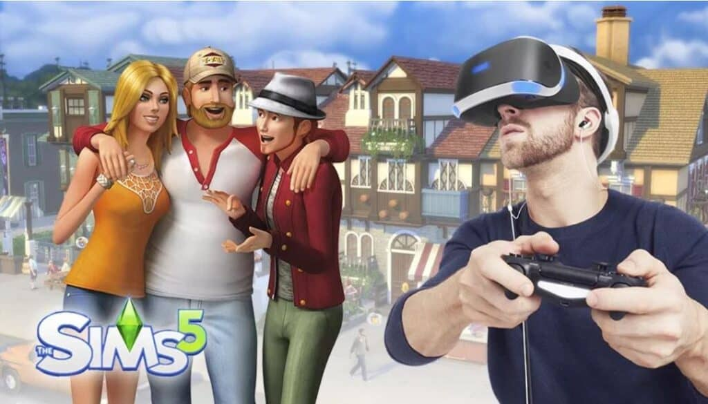 Sims5 PS5