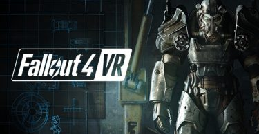 Fallout 4 VR PS5 bundle