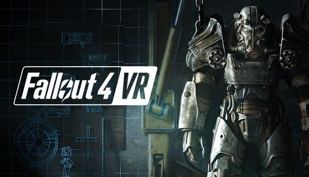 Fallout 4 VR PS5 bundle