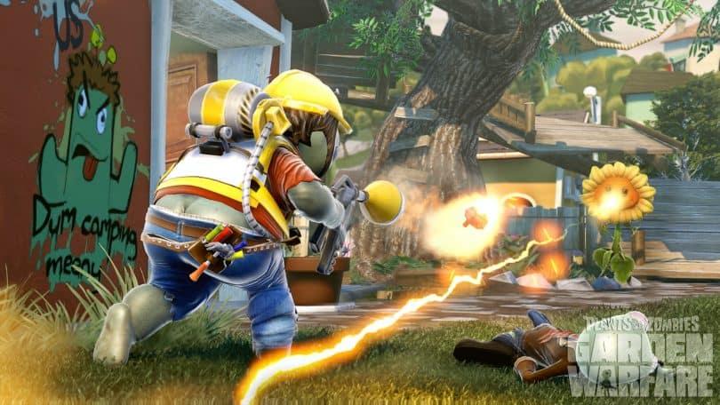 Plants vs. Zombies PS5