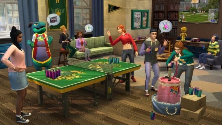 Sims 5 PS5