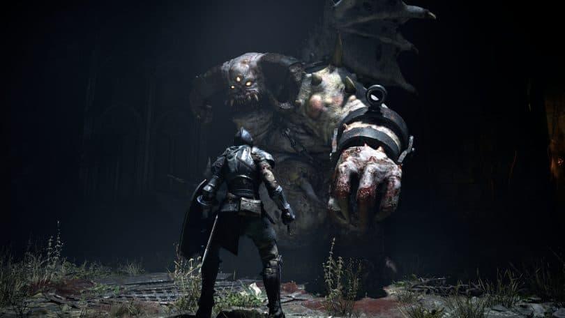 Demon's Souls Remake PS5 Bundle
