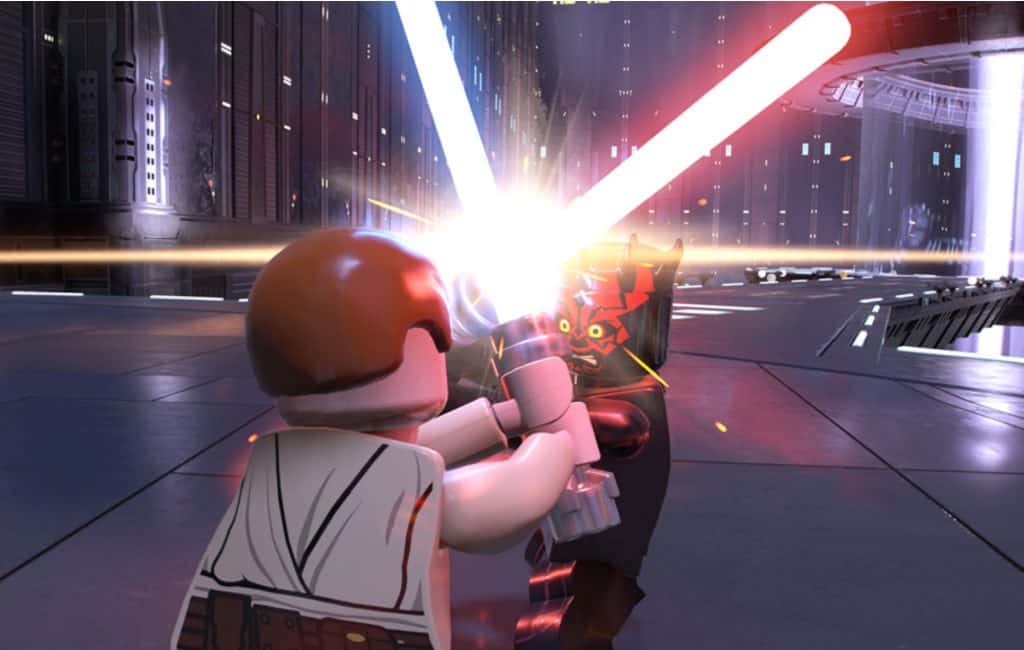 PS5 Lego Star Wars PS5