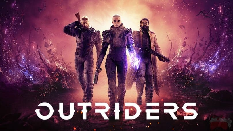 Outriders PS5 Bundle