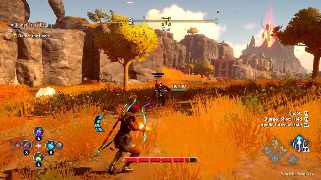 Immortals Fenyx Rising PS5 Bundle