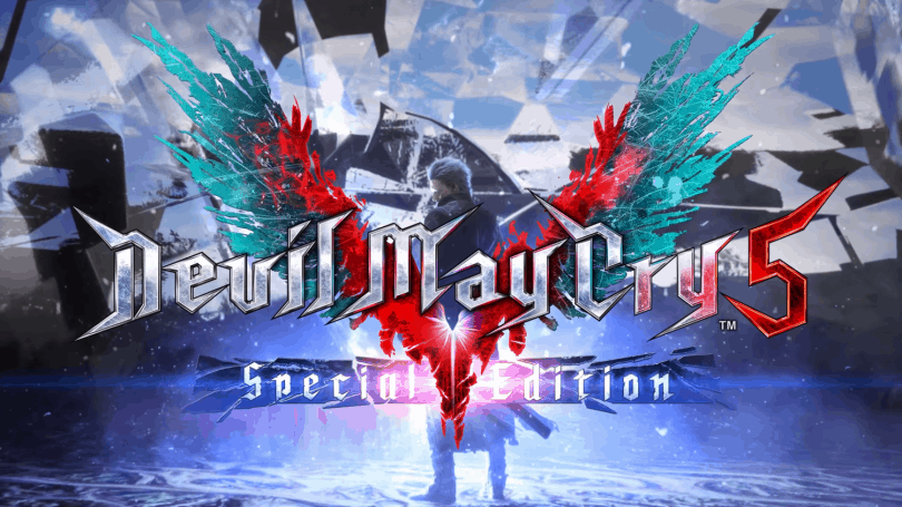 devil may cry 5 ps5