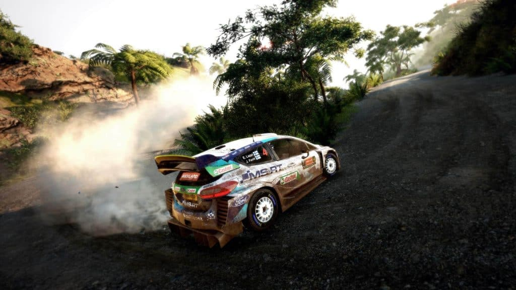 WRC 9 PS5 Bundle