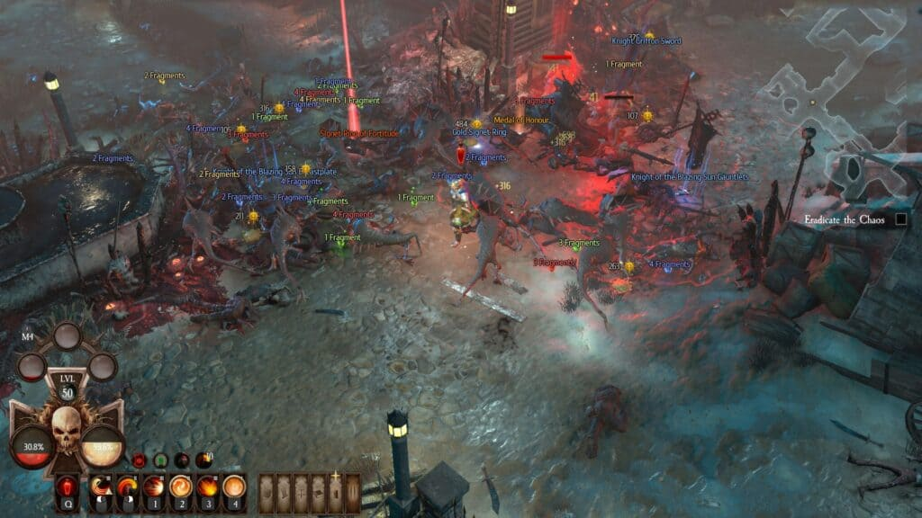 Warhammer Chaosbane PS5