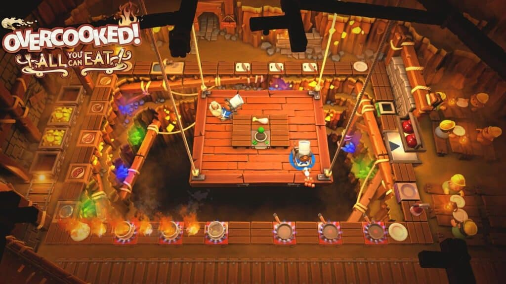 overcooked all you can eat ps5 bundle
