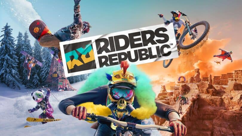 PS5 Riders Republic Bundle