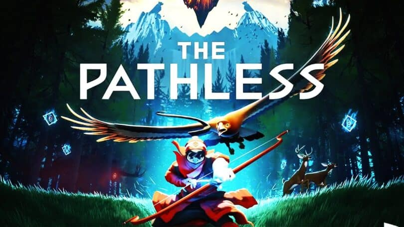 The Pathless Gameplay PS5