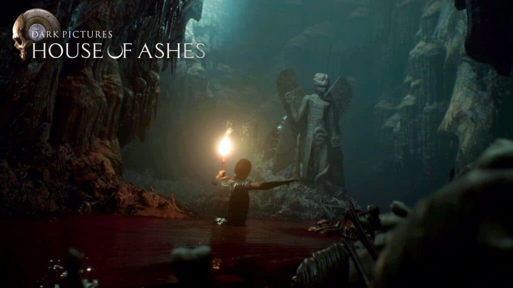 Dark Pictures House of Ashes ps5