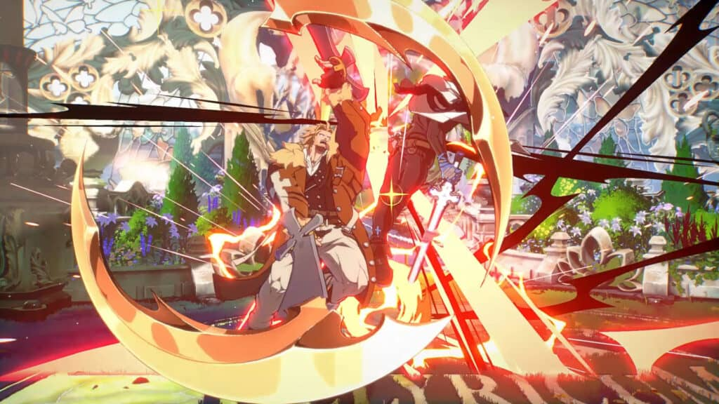 PS5 Guilty Gear Strive