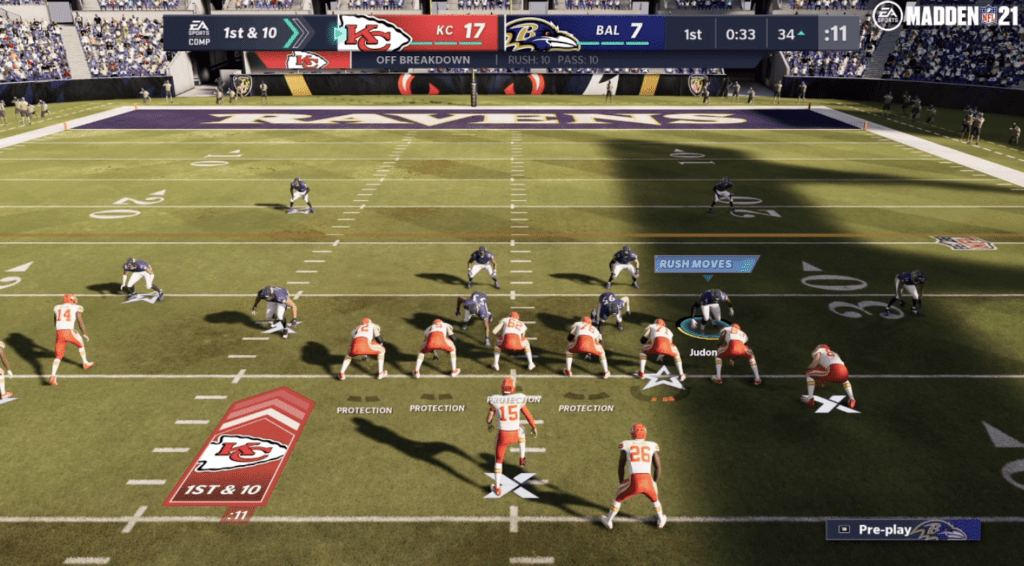 Madden NFL 21 Playstation